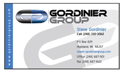Steve Gordinier